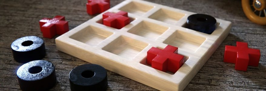What Is The Mathematics Behind Tic-Tac-Toe?