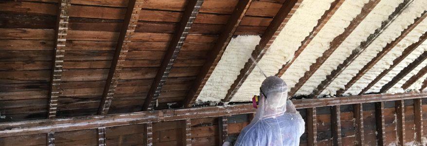 Diy Spray Foam Insulations