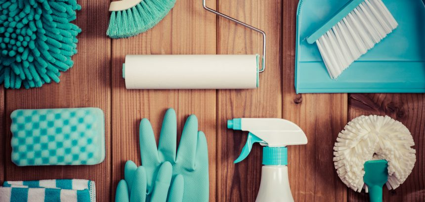 House Hacks- Essentials For Home Cleaning To Make it Shiny