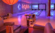 Lucky Strike Bowling Alley in Hollywood, California: Review