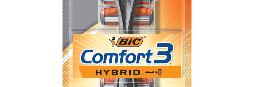 Product Review: Bic Comfort 3 Pivot Razor For Removing Hairs