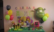 Shrek Birthday Party Planning Ideas