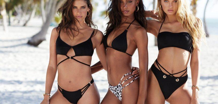 The Victoria's Secret Swimwear Collection