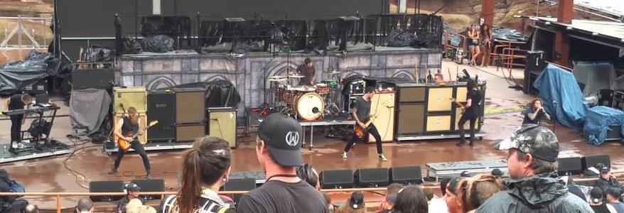 Rockstar Mayhem Festival: My First Concert
