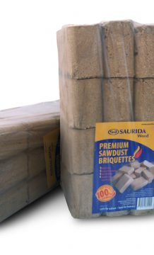 What Do Lump wood and Briquettes have in Common?